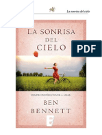 La Sonrisa Del Cielo (Fabula (j.vergara) - Bennett, Ben