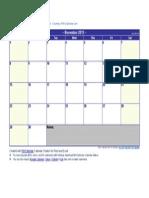 November 2015 Calendar-2