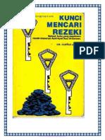 Kunci Mencari Rezeki Pt1