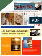 Amigos de Padre Pio Noviembre 2015