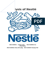Nestle' Assignment