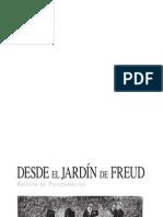 Desde El Jardín de Freud 14 Horror e Indiferencia (2014)