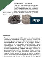Piedra Pomez y Escoria .Ppt (1)