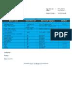 Pathology Report