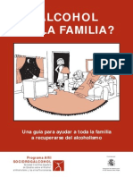 Programa Alfil Alcohol en Familia,Scocidrogalcohol 2001