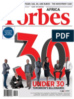 Forbes Africa - June 2015