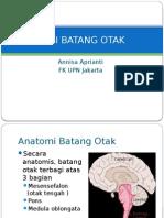 Lesi Batang Otak