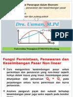 Fungsi Non Linear