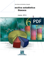 Perspectiva Estadística Oaxaca. 2014