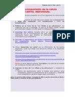 u4 La Celula y Su Estructura Individual 2014b