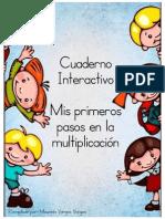 Cuadernillo de Multiplicación