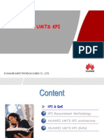 Huawei Umts Kpi Introduce-new