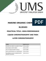 1st Lab Marine Organic Chemistry