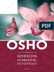 OSHO - Szerelem Szabadság Egyedüllét