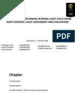 Presentasi Planning & Performing Internal Audit