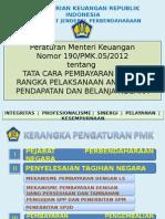 Slide PMK 190_PMK.05_2012