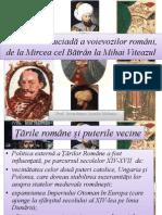 0 Politica de Cruciada a Voievozilor Romani