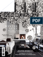Elle Decoration - December 2015