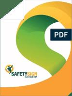 Katalog Safety Poster Indonesia