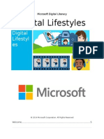5 Digital Lifestyles