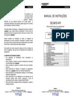 Manual Deumidair