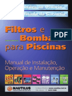 Manual Filtros e Bombas Nautilus