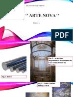 UMA '' ARTE NOVA ''.pptx