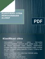 Klasifikasi Citra Menggunakan Arcmap