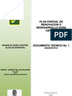 DOCUMENTO TECNICO No. 1 DIAGNÓSTICO