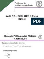 12 - Ciclos Otto e Diesel