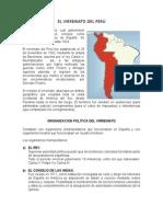 Ps - El Virreinato Del Perú