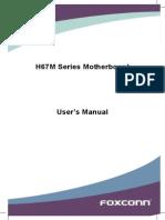 H67M Series Manual en V1.2