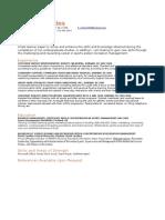 Jobswire.com Resume of b_collins555