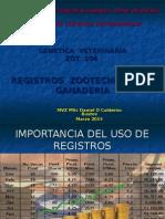 REGISTROS ZOOTECNICOS EN GENETICA.ppt