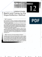 Chapter 12 Analysis  of Indeterminate Beams and  Frames by the Slope-Deflection Method.pdf