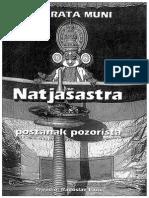 Baharata Muni - Natjašastra - Postanak Pozorišta