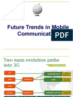 Future Trends in Mobile Comm
