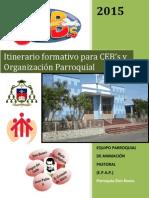 ACTA Nro. 25 - Informe de Comunidades REV B 16-11-2015