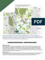 Townsend Pipeline FAQ