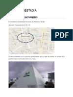 Logistica Para Hospedaje y Transporte Encuentro Nacional