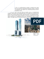 Capital City Tower Case Study