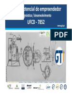 Barcelos GTI - Perfil e Potrencial Do Empreendedor