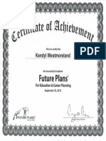 ga future plans kendyl
