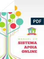 Cartilha Do Sistema APOIA Online