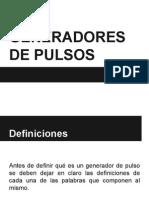 Generadores de Pulsos