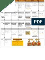 November Group Class Schedule