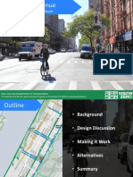 Amsterdam Avenue Northbound Bike Route CB 7 20151110 Final