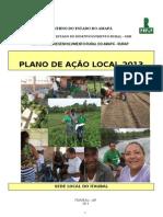 Plano de Ação Itaubal 2013