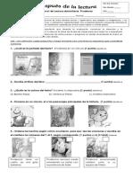 Evaluación Lectura Domiciliaria Prudencia 1°