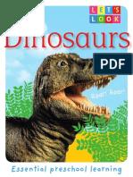 Dinosaurs 123